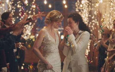 Hallmark Backtracks After Pulling Ads Showing Lesbian Wedding